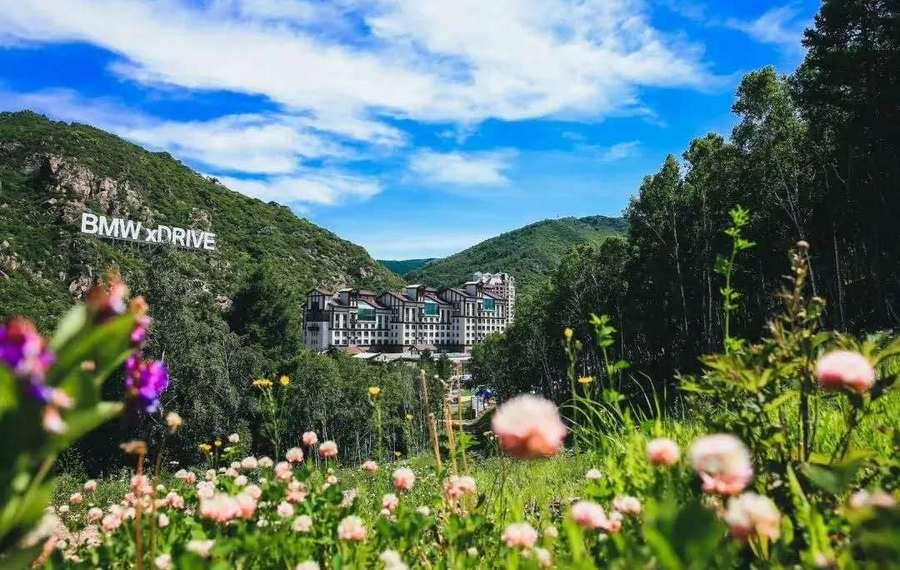 万龙滑雪场龙宫酒店