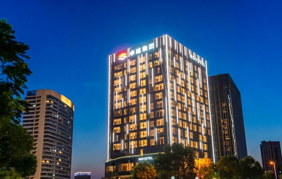 上海卓越诺富特酒店