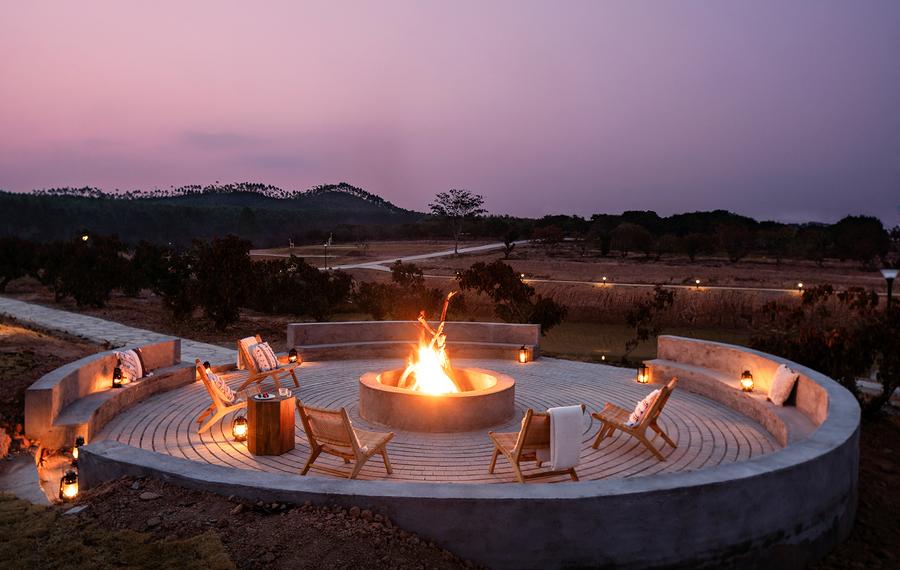 诗莉莉漫戈塔非洲假日野奢酒店