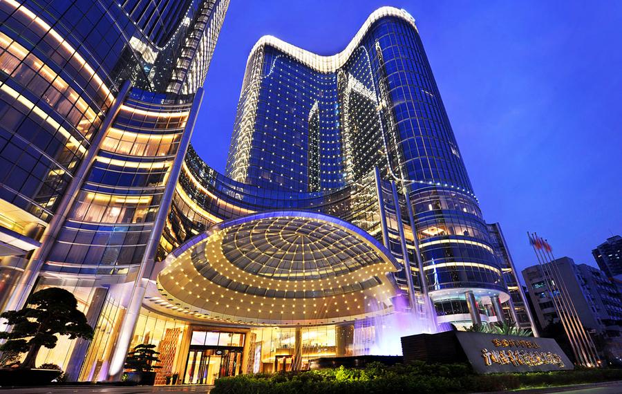 广州圣丰索菲特大酒店
