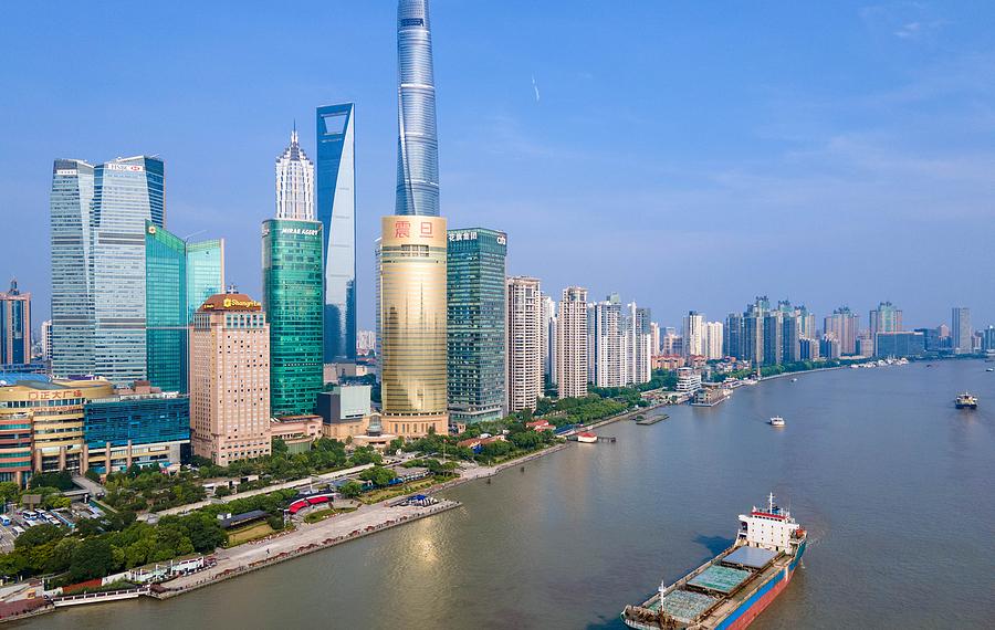 上海浦东香格里拉