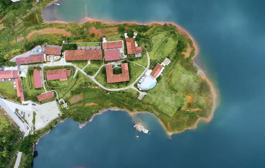 西坡千岛湖
