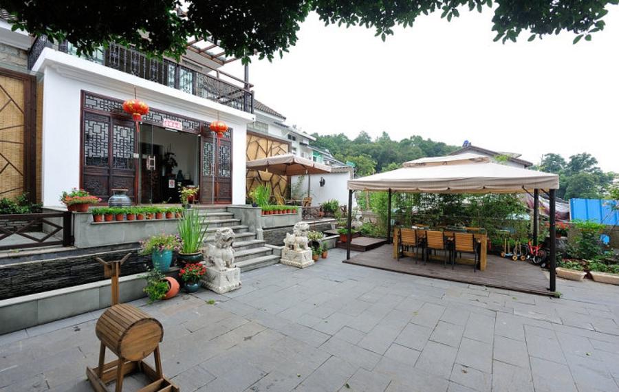 杭州灵隐湛然堂度假小酒店