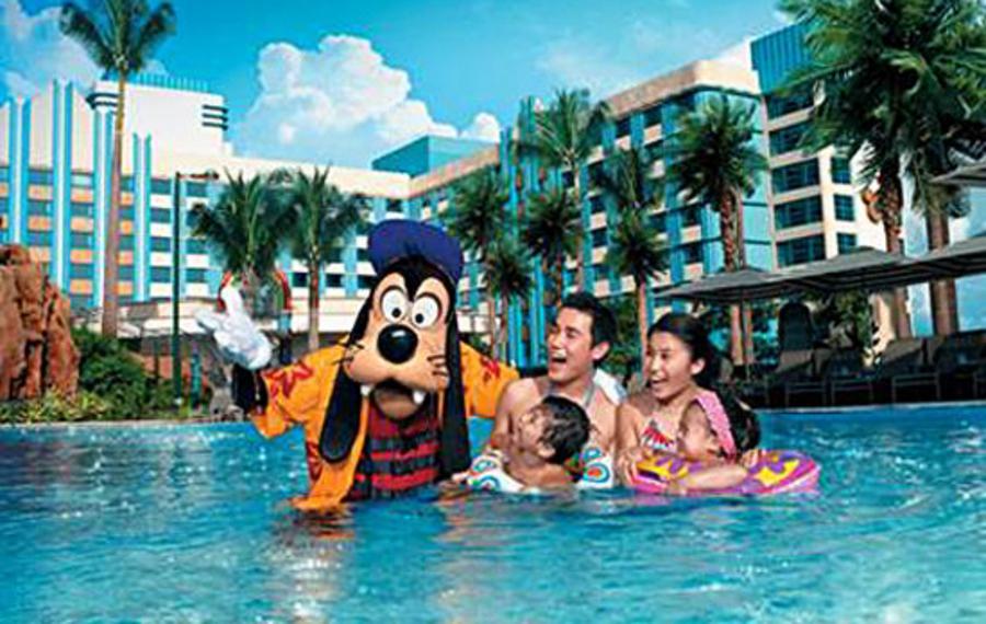 迪士尼好莱坞酒店 (Disney's Hollywood Hotel)