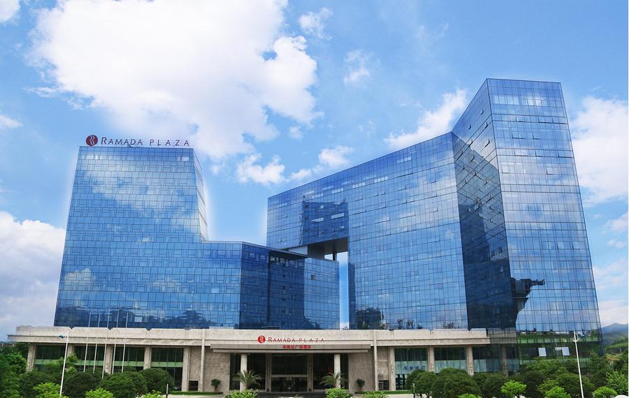 柳州东城华美达广场酒店