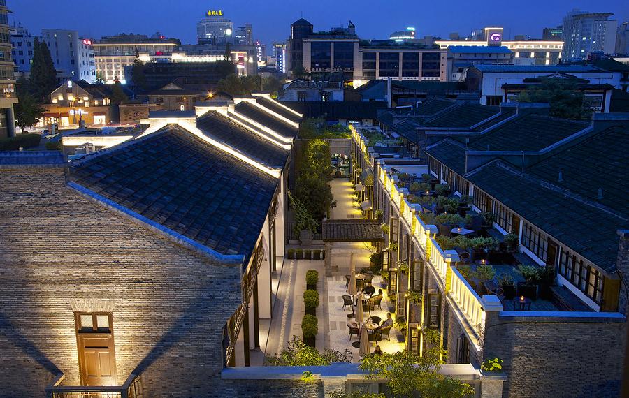 罗莱夏朵·杭州湖边邨酒店