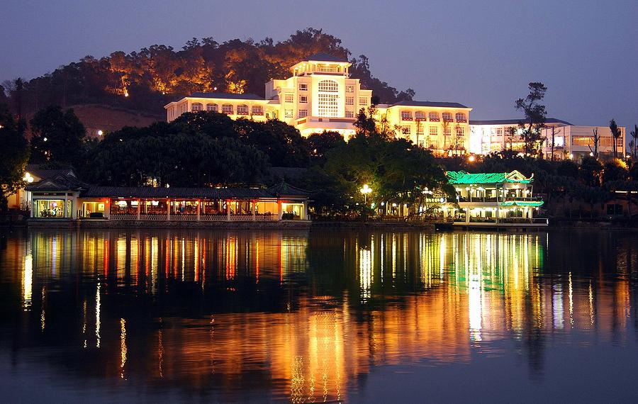 江门玉湖御景酒店