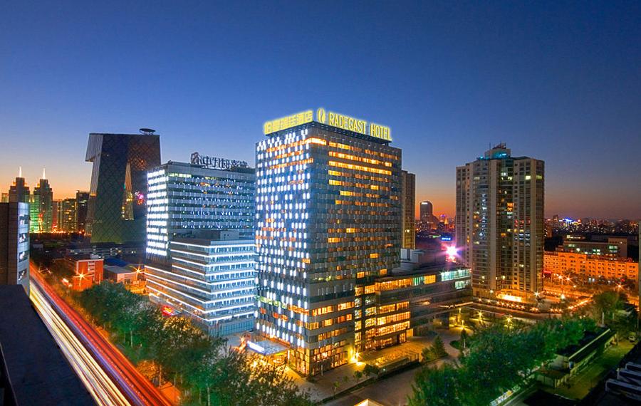 北京伯豪瑞廷酒店
