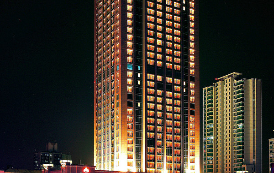 上海兴荣温德姆至尊豪廷酒店