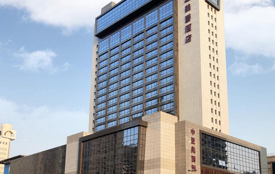 上海静安铂尔曼酒店