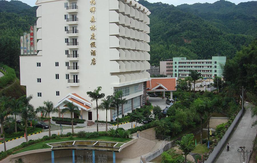 龙门南昆山柏祥森林度假酒店