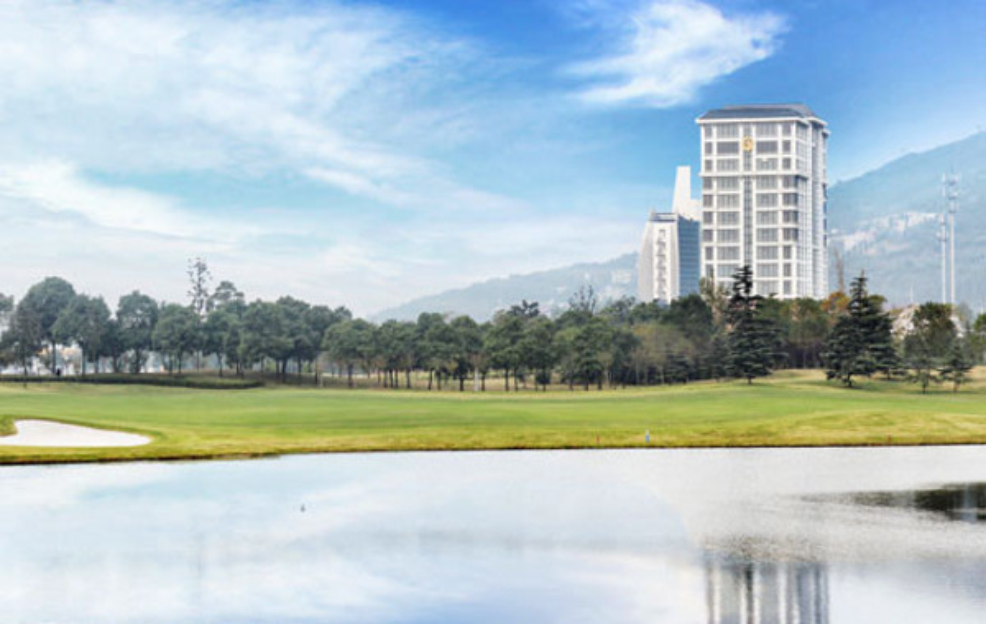 苏州太湖高尔夫酒店