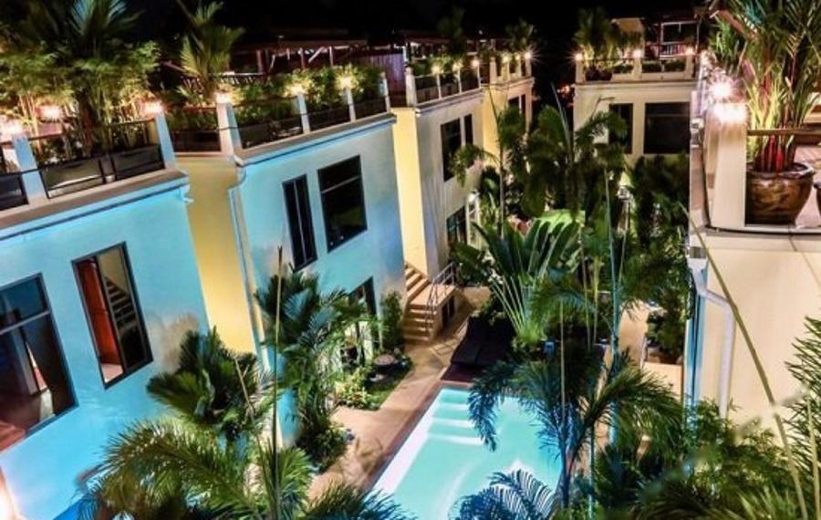 普吉岛棕榈绿洲精品酒店