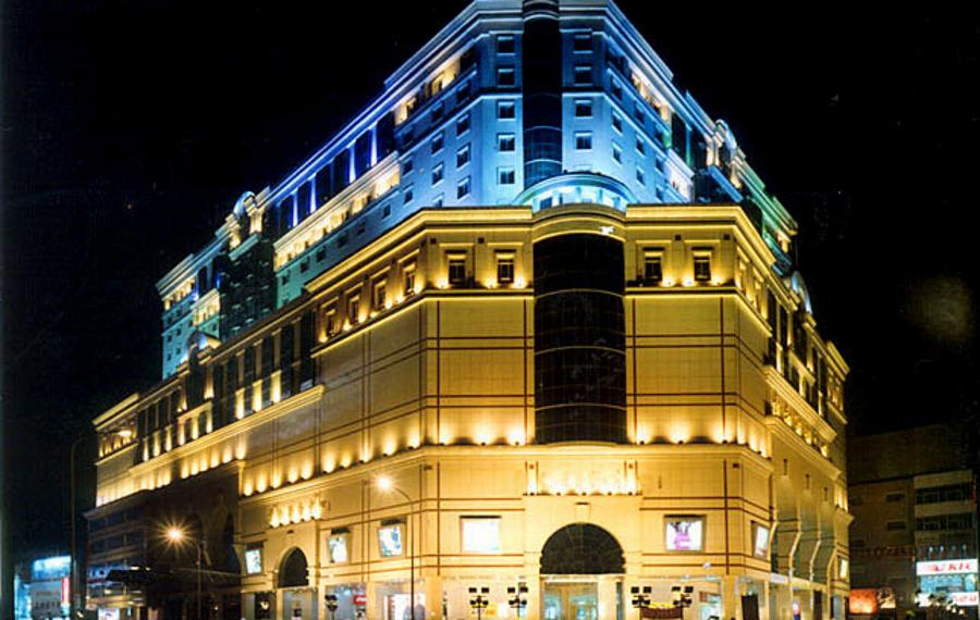 济南贵和皇冠假日酒店