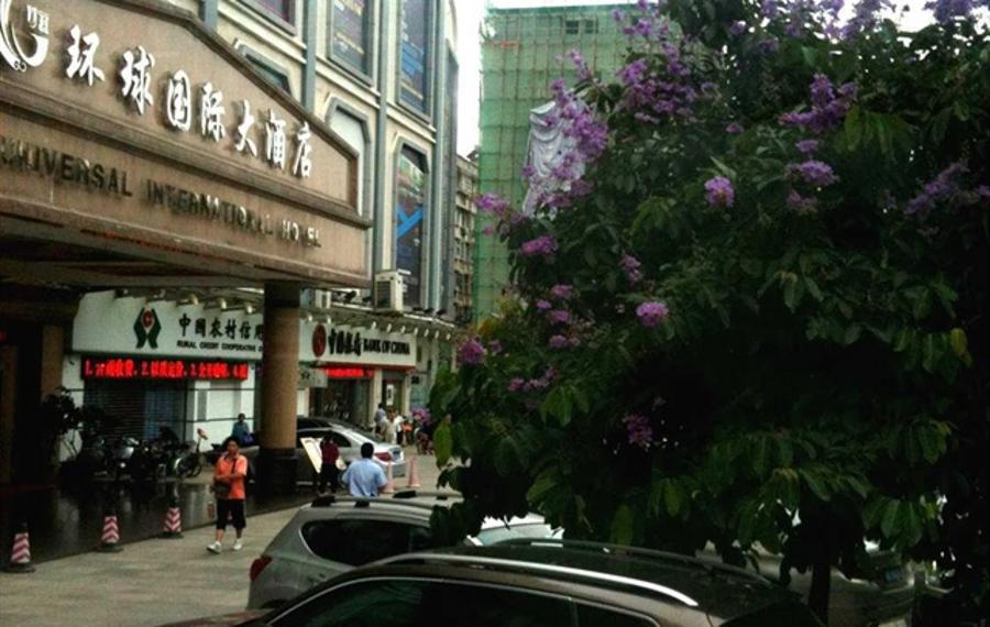 南宁环球国际大酒店