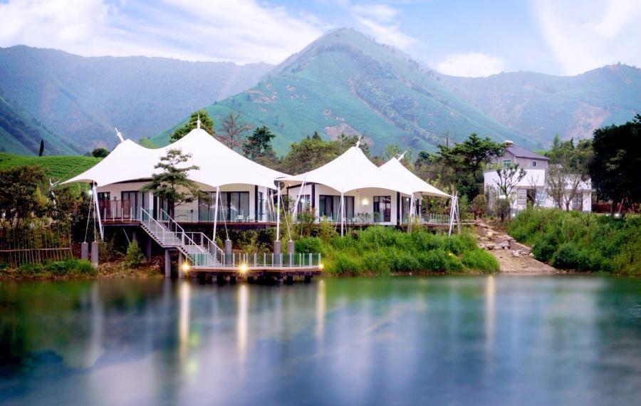 安吉帐篷客溪龙茶谷度假酒店