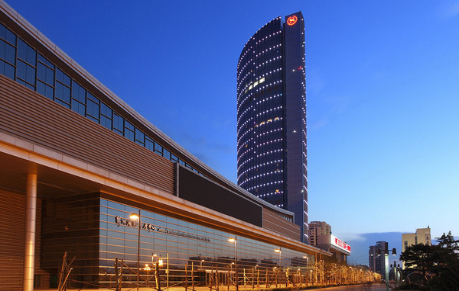 锦州喜来登酒店