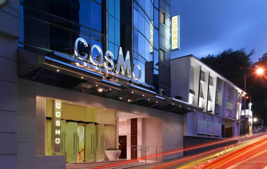 香港丽悦酒店(Cosmo Hotel)