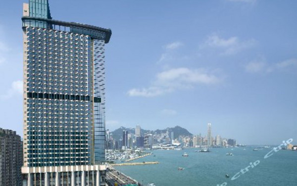 香港港岛海逸君绰酒店(Harbour Grand Hong Kong)