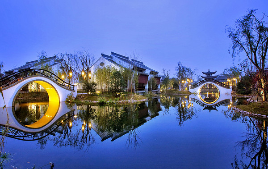 杭州西溪悦榕庄
