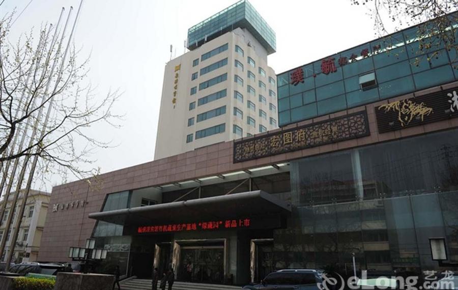 烟台毓璜顶宾馆