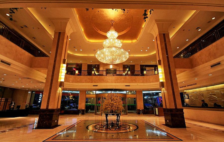杭州梅地亚宾馆