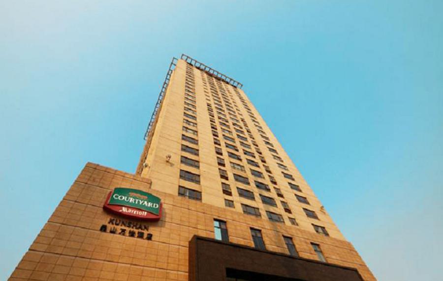 昆山万怡酒店