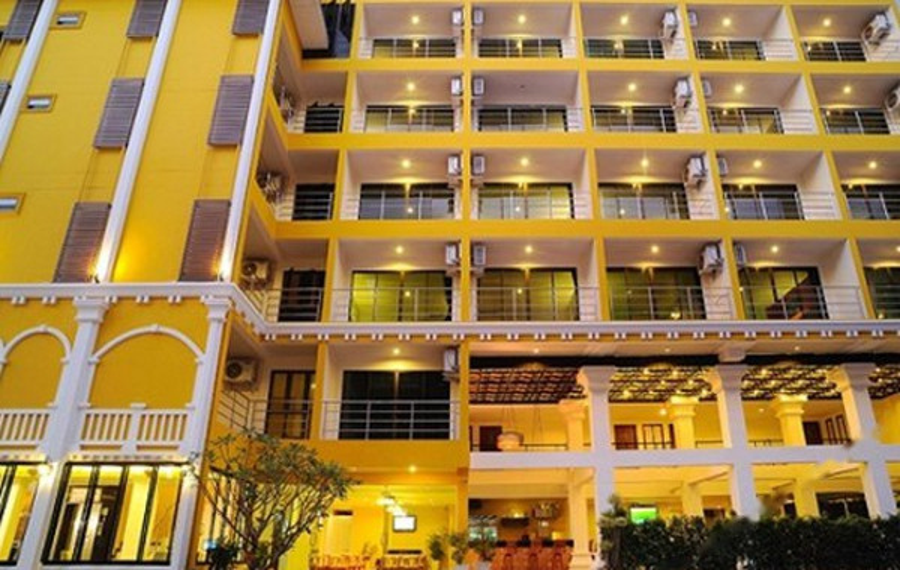 Ansino Bukit Phuket (普吉岛安西诺布吉酒店)