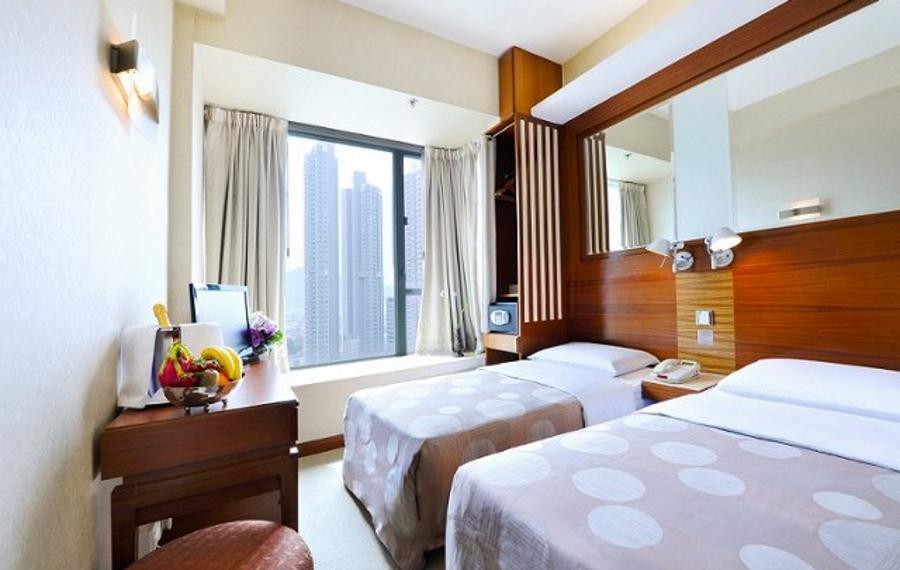 香港西九龙丝丽酒店 (Silka West Kowloon Hotel)