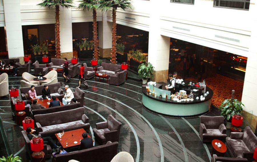萍乡七星国际商务酒店