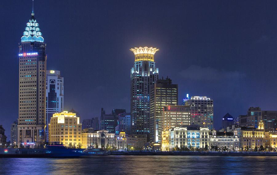 上海威斯汀大饭店