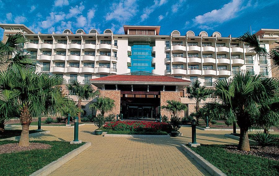 兴安乐满地度假酒店
