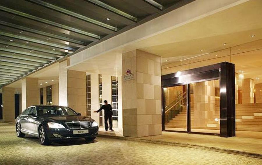 香港太子酒店-马哥孛罗(Prince Hotel, Marco Polo)