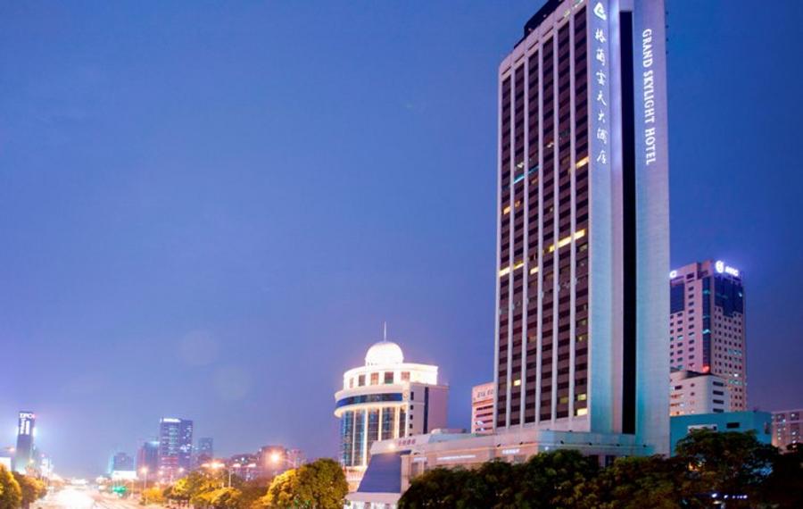 深圳中航城格兰云天大酒店