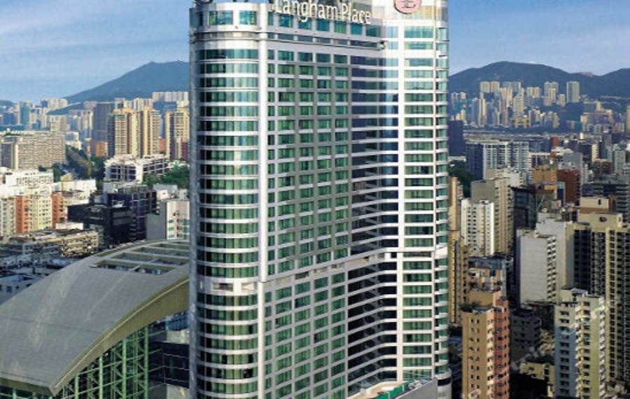 香港康得思酒店(旧称香港旺角朗豪酒店)(Cordis Hong Kong at Langham Place)