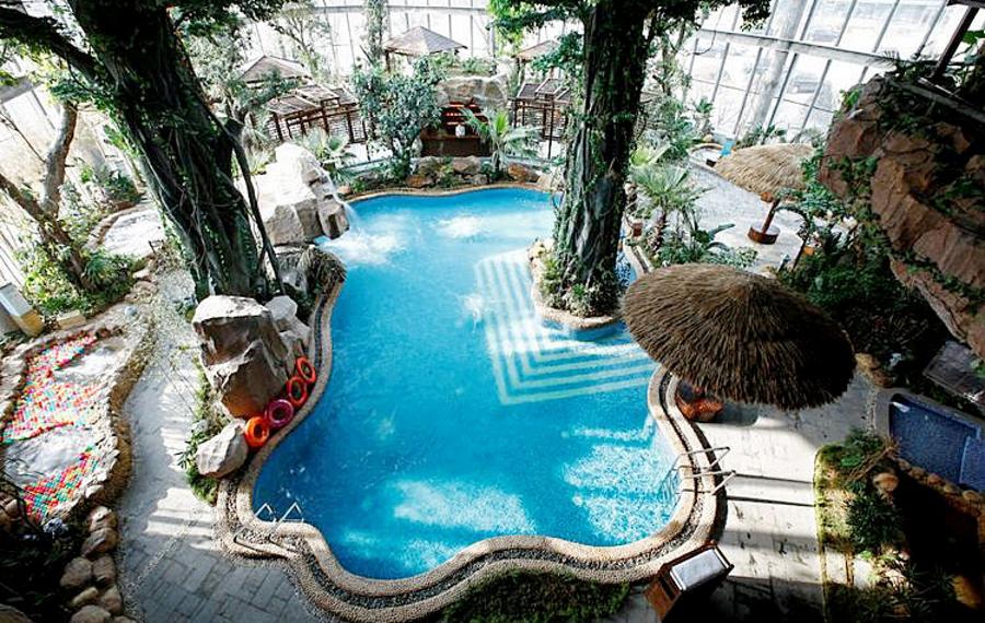 德州凤冠假日酒店(温泉酒店)