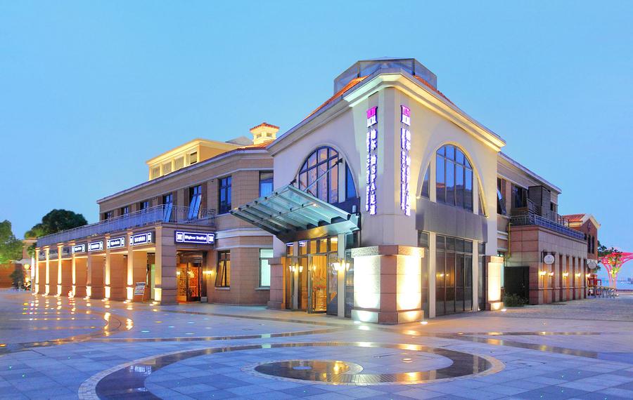 翰尔酒店(苏州月光码头店)