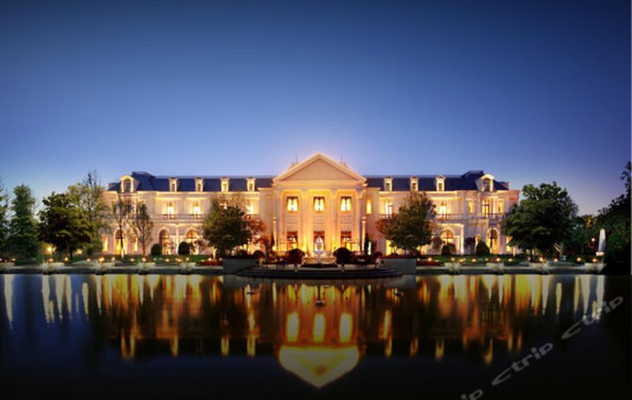 上海绿城玫瑰园度假酒店