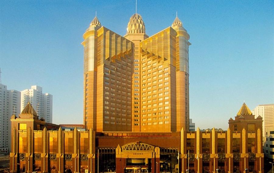 沈阳皇朝万豪酒店
