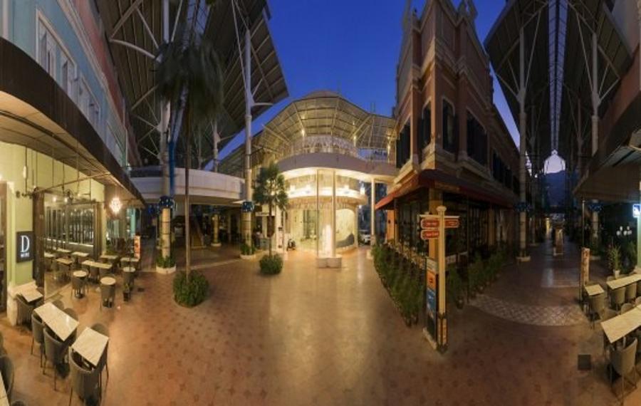 普吉岛皮姆娜拉精品酒店
