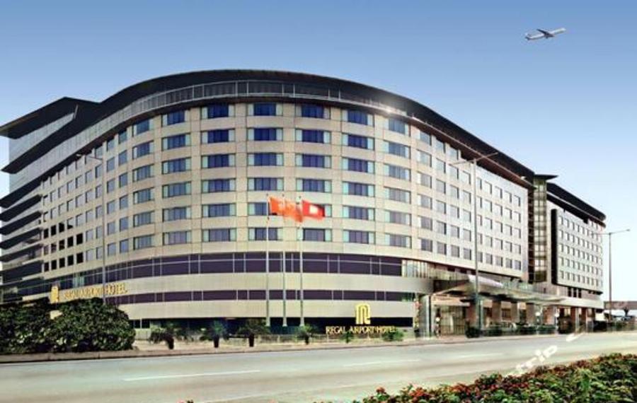 香港富豪机场酒店(Regal Airport Hotel)