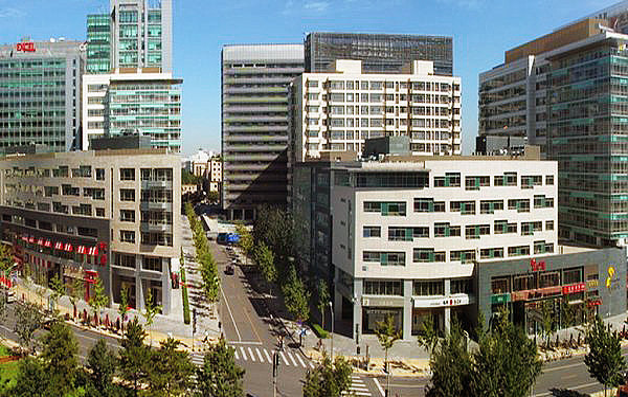 北京金融街酒店式公寓