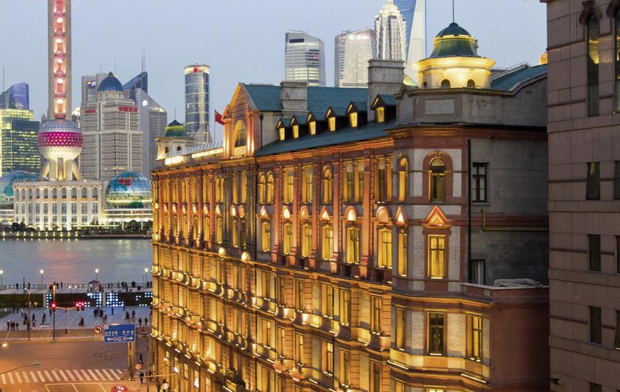 上海斯沃琪和平饭店艺术中心