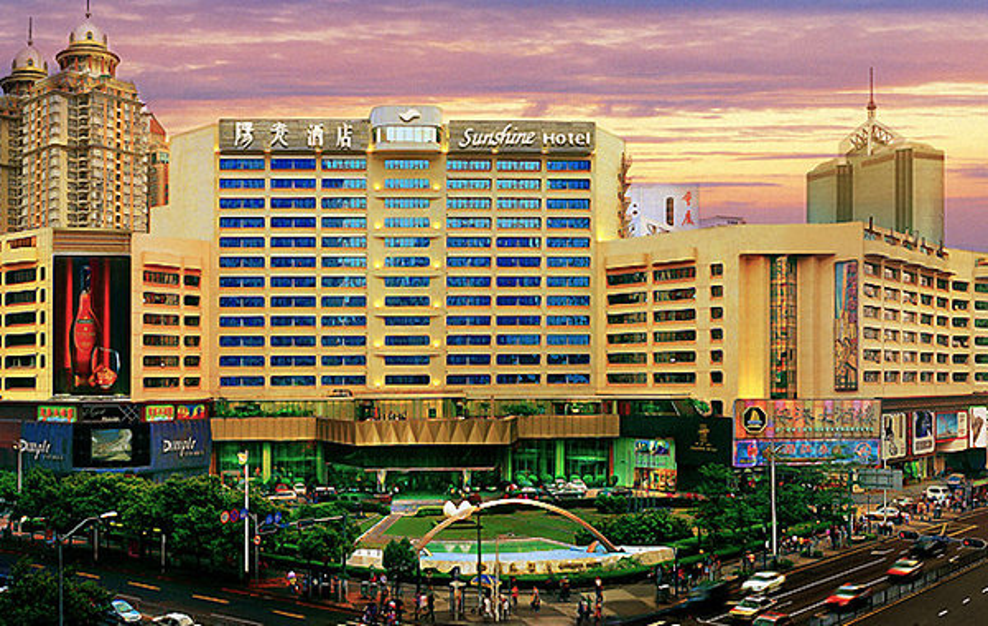 深圳阳光酒店