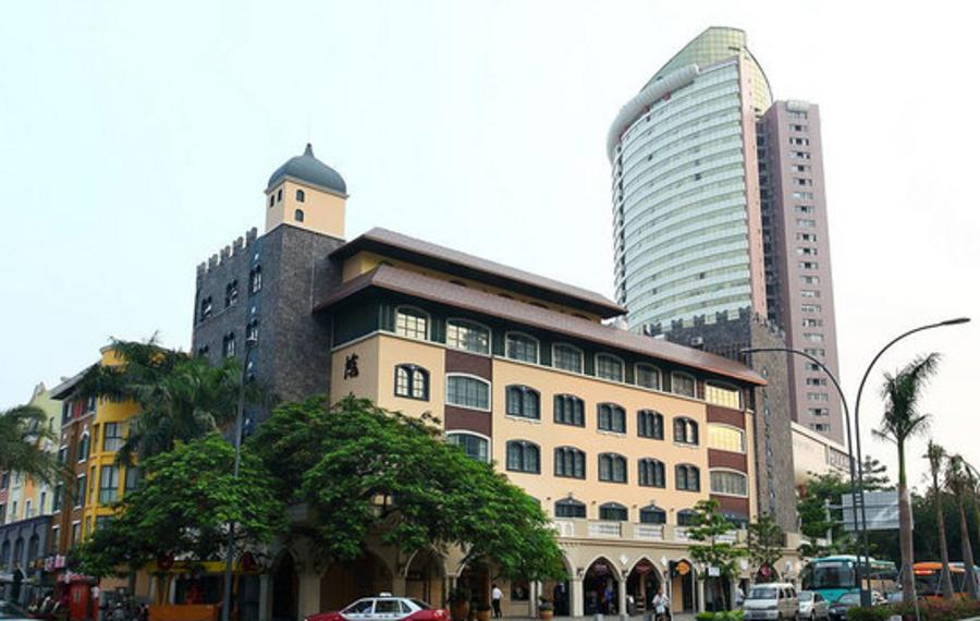 深圳鸿隆公寓