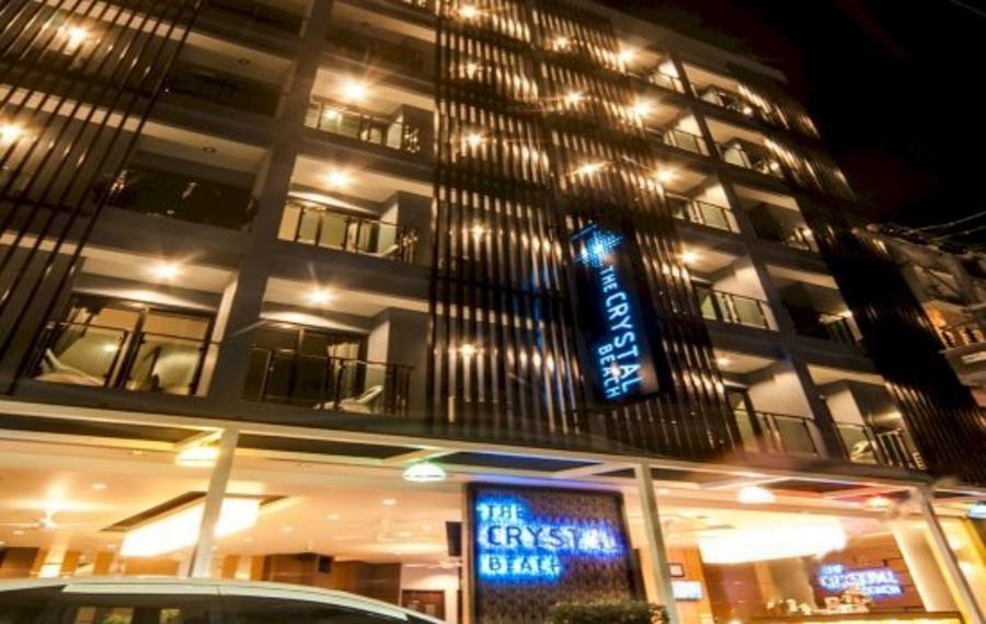 普吉岛水晶海滩酒店