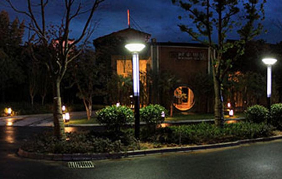 黄山新安山庄园林酒店