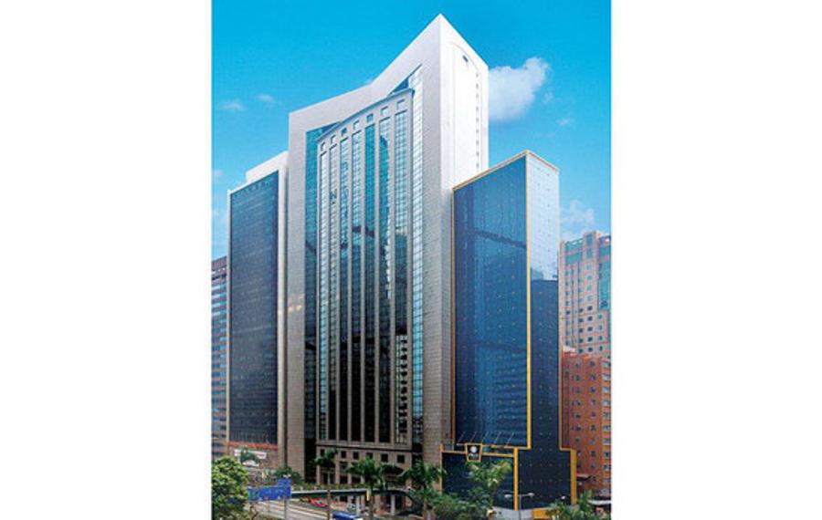 香港六国酒店(Gloucester Luk Kwok Hong Kong)