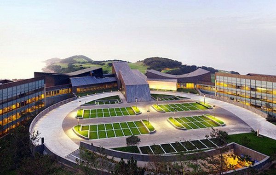 威海锦湖韩亚高尔夫俱乐部