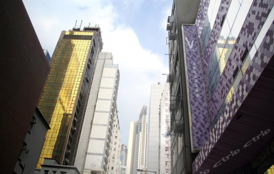 香港V灣仔酒店(V WanChai)